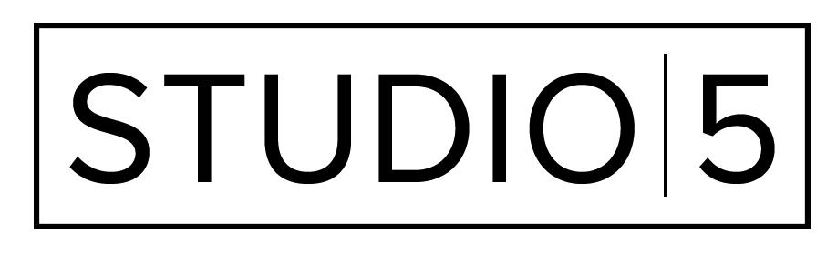 Studio 5 logo