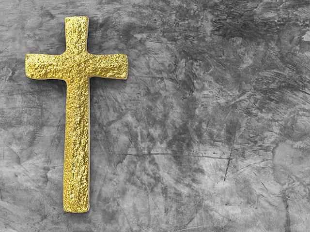 Gold-Cross