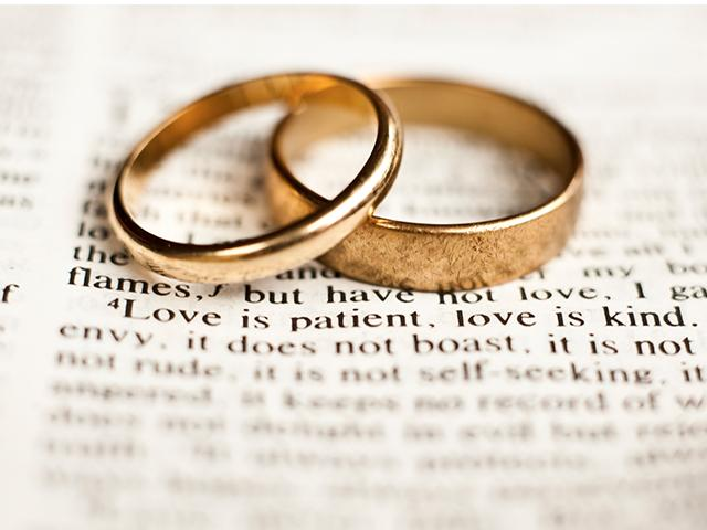 course marriage by the book