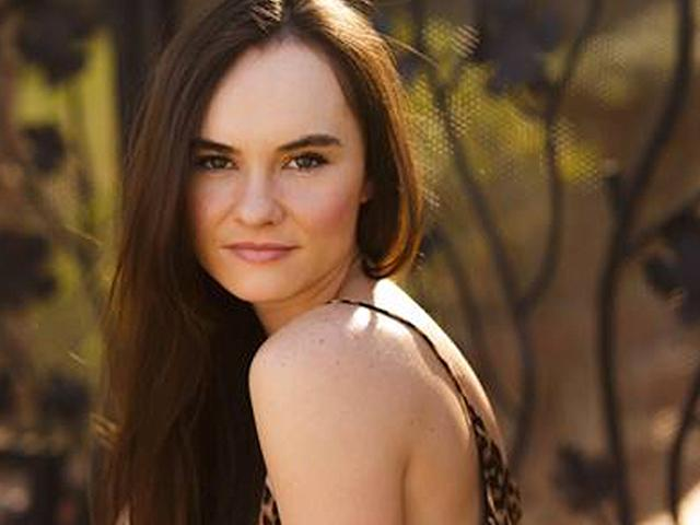 Actress Madeline Carroll in I Can Only Imagine movie