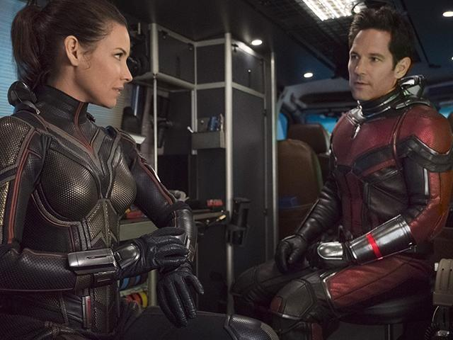 Ant-Man and the Wasp, christian movie review