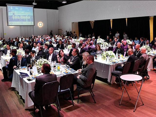 ARISE Summit 2019 Gala Dinner. Courtesy.