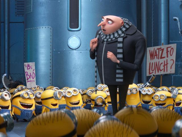 Despicable Me 3, christian movie reviews