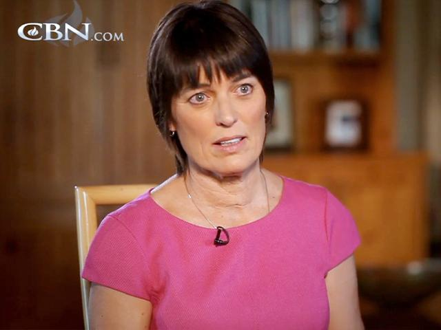 Dr. Mary Neal (Image: screen capture from CBN)