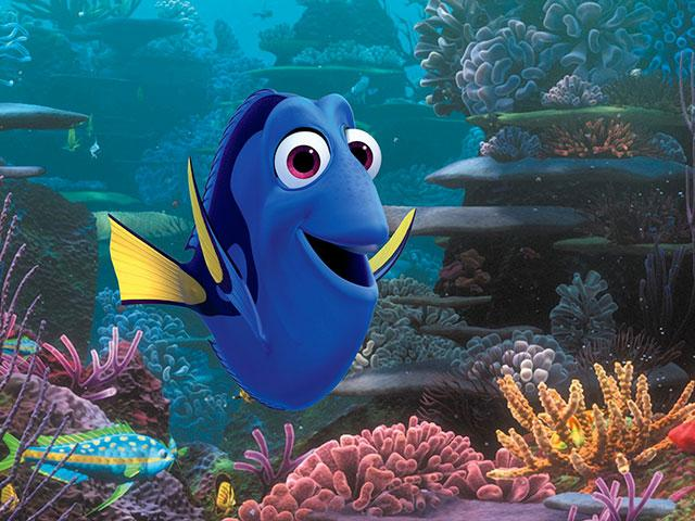 Finding Dory, christian movie reviews