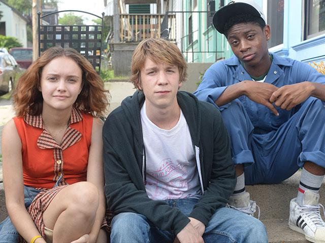 Me and Earl and the Dying Girl movie