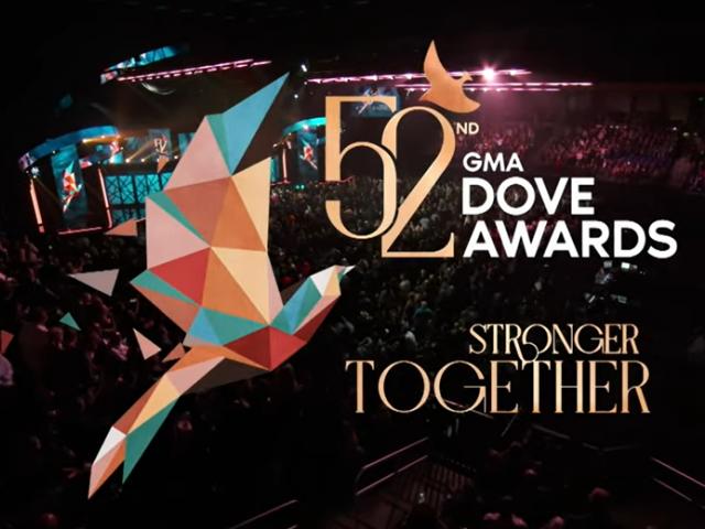 YouTube Screenshot: TBN/GMA Dove Awards