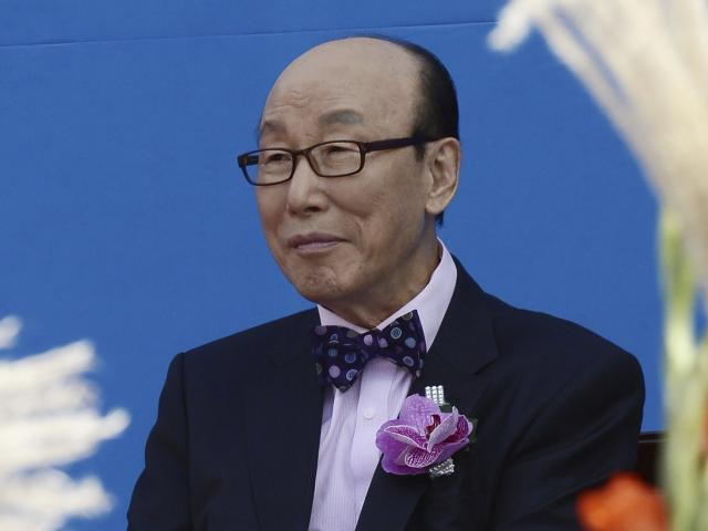 (Hong Chan-sun/Newsis via AP)