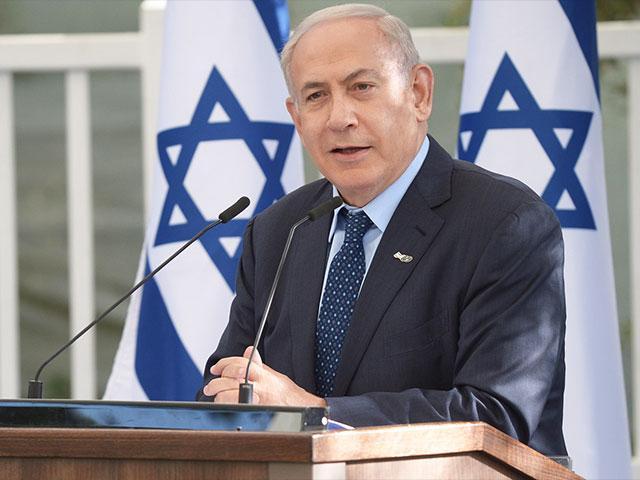 Prime Minister Benjamin Netanyahu, Courtesy GPO