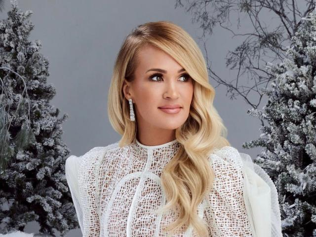Carrie Underwood album My Gift