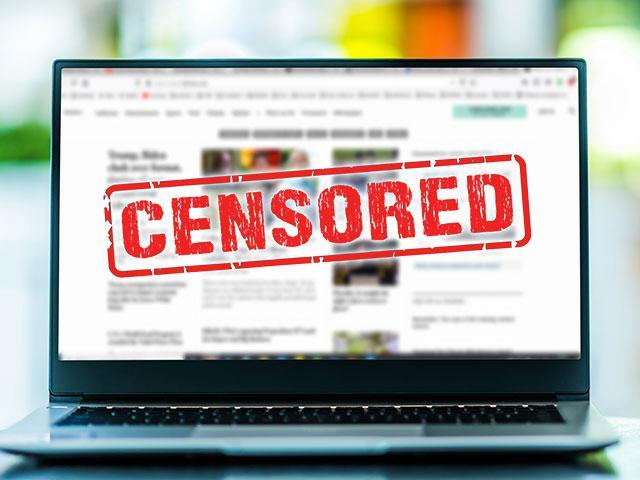 Censorship (Adobe stock)