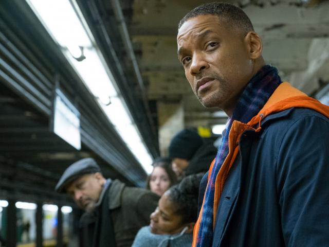 Collateral Beauty, christian movie reviews, cr: Barry Wetcher