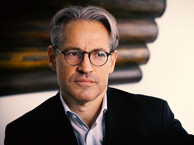 Author Eric Metaxas