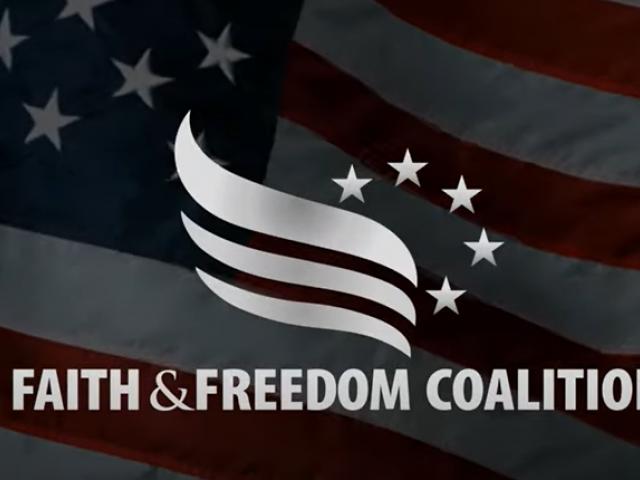 Image Source: YouTube Screenshot/Faith & Freedom Coalition