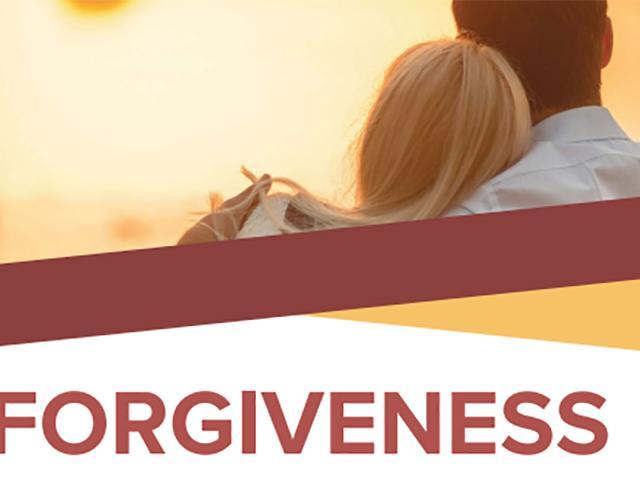 Forgiveness teaching sheet