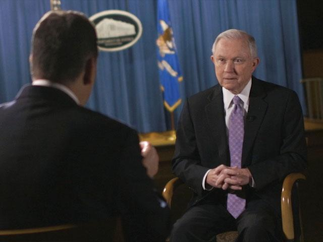 Attorney General Jeff Sessions sits down with CBN's David Brody for an exclusive interview