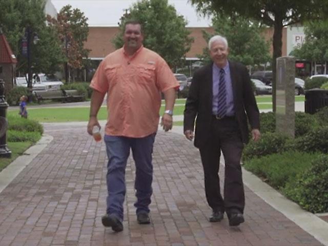Ron Adkins and Judge Newsom