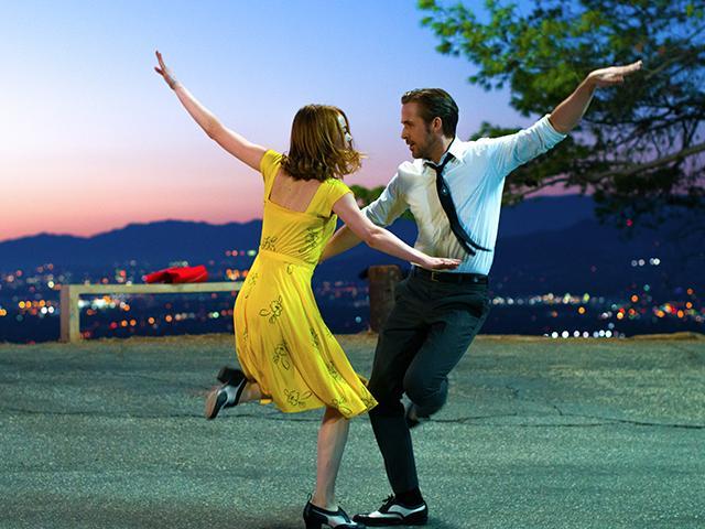 La La Land, cr: Dale Robinette, Christian movie reviews