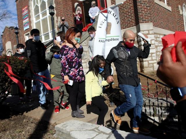 Laurie Skrivan/St. Louis Post-Dispatch via AP
