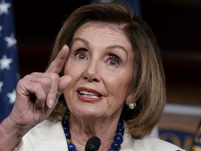 Speaker of the House Nancy Pelosi (AP Photo/J. Scott Applewhite)