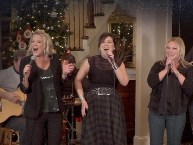 Point of Grace Christmas 2020