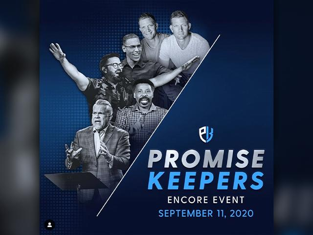 Image Source: Promise Keepers