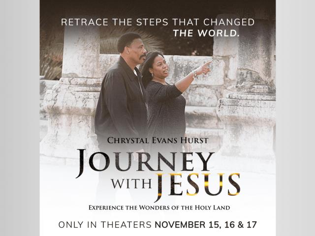 Tony Evans Journey with Jesus 2021