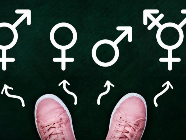 disforia de género (Adobe stock photo