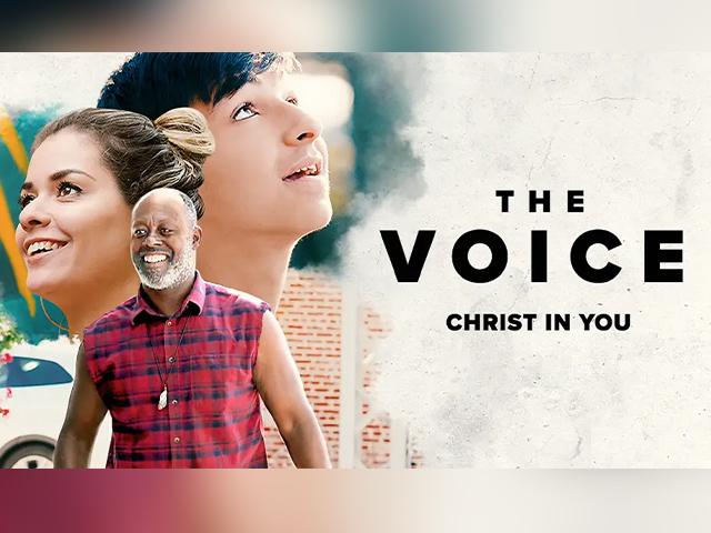 The Voice Christ in You movie