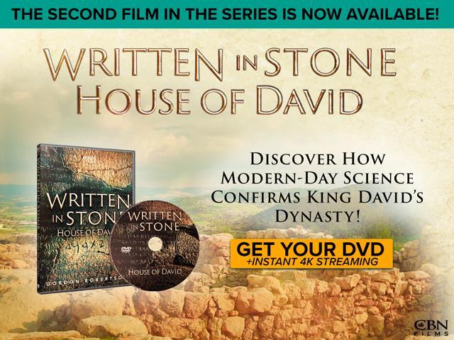 Written in Stone: House of David