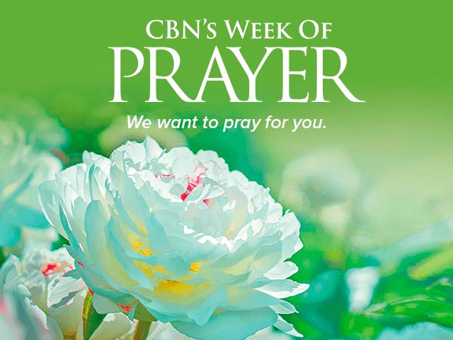 CBN Week of Prayer 2021
