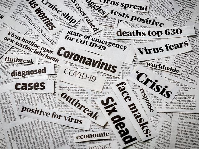 newspaper-headlines-coronavirus