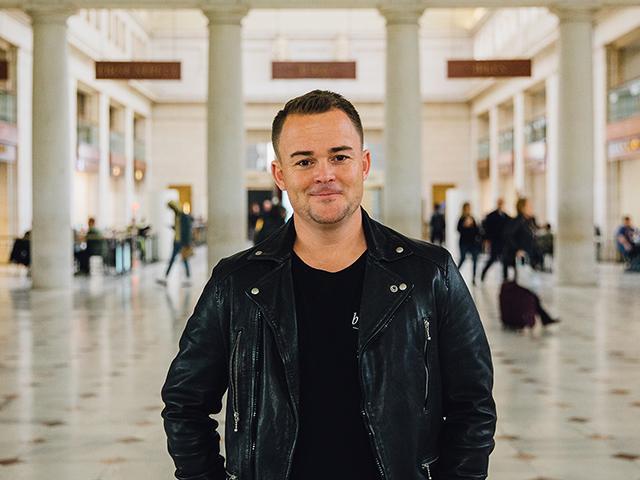 Evangelist Nick Hall