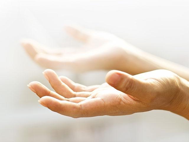 open-hands-light
