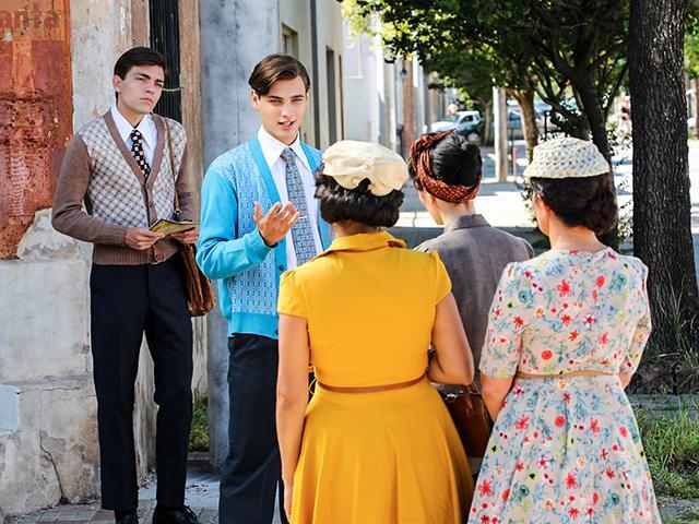 Luis Palau movie