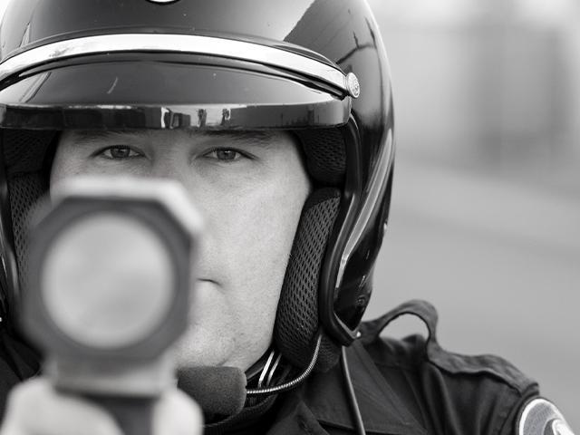police-radar-ticket