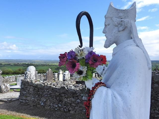 statue-saint-patrick-ireland