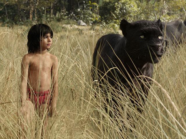 The Jungle Book movie