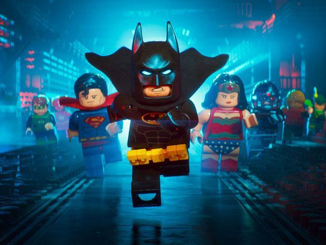 The LEGO Batman Movie, Christian movie reviews