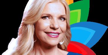 Healthy Living host Lorie Johnson