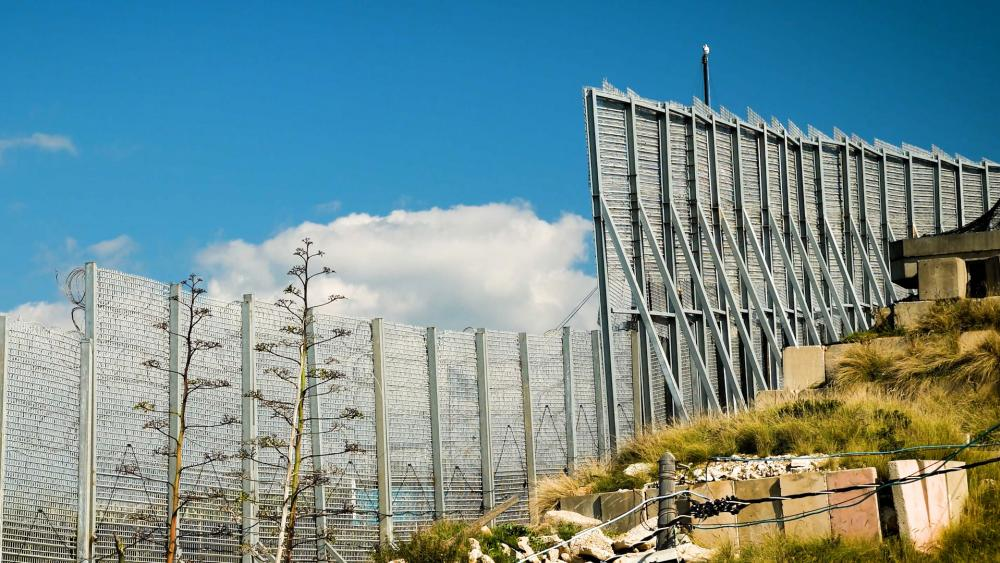 Israel-Lebanon Border. Photo: Jonathan Goff