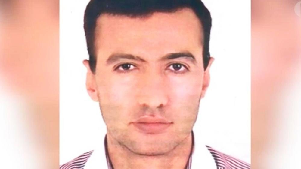 In this image made from April 17, 2021, video released by Iranian state-run TV, shows a man identified as Reza Karimi, the alleged saboteur of the incident that damaged the Natanz Uranium Enrichment Facility.