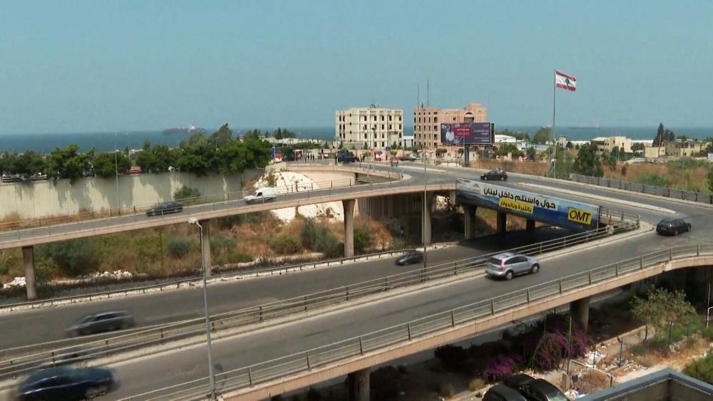 Lebanon highway