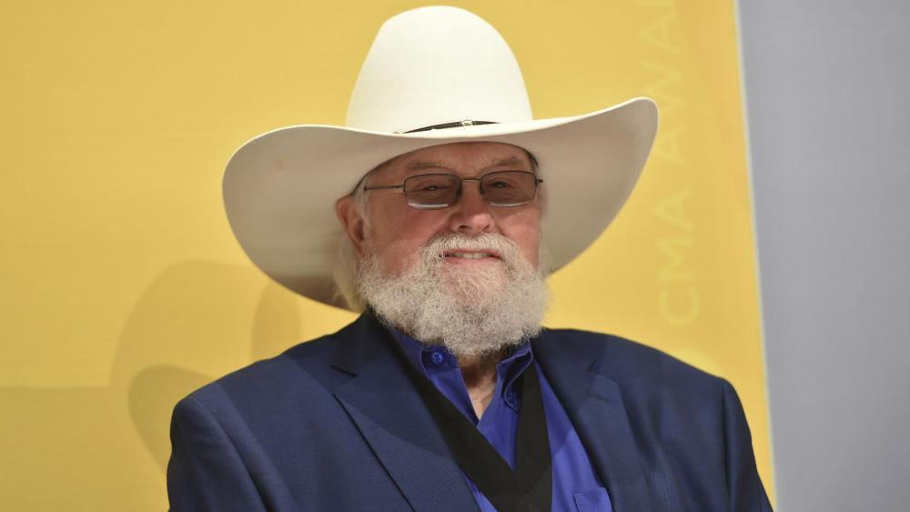 Country Music Recording Artist Charlie Daniels. (AP Photo)