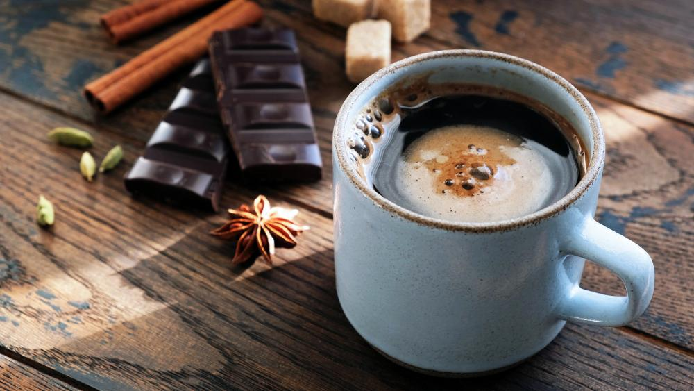coffee and chocolate (Adobe stock image)