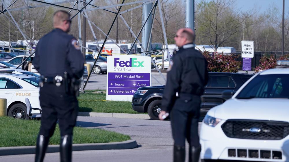 FedExshooting