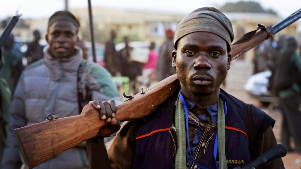 ISIS Caliphate returns to Africa
