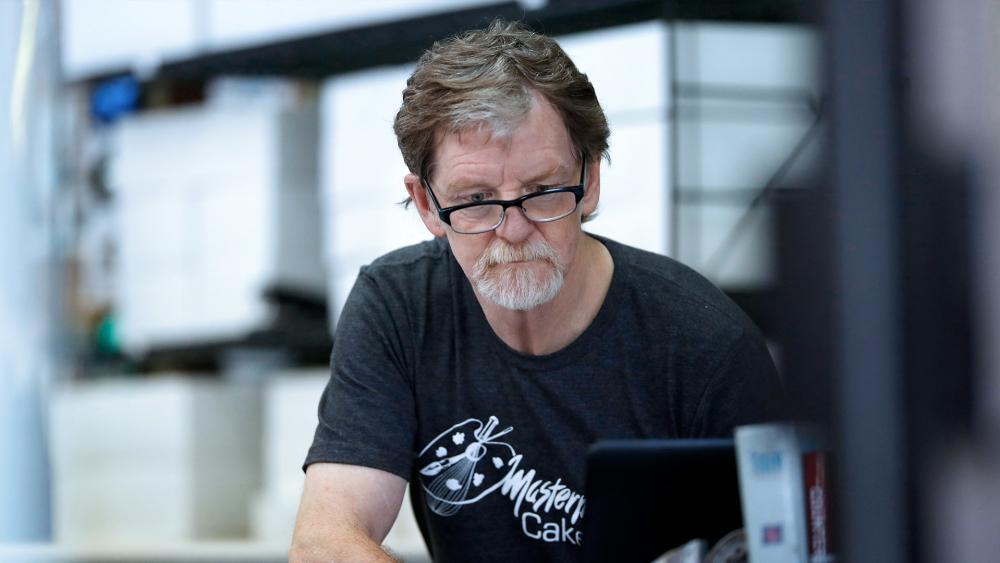 Baker Jack Phillips, owner of Masterpiece Cakeshop (AP Photo/David Zalubowski, File)