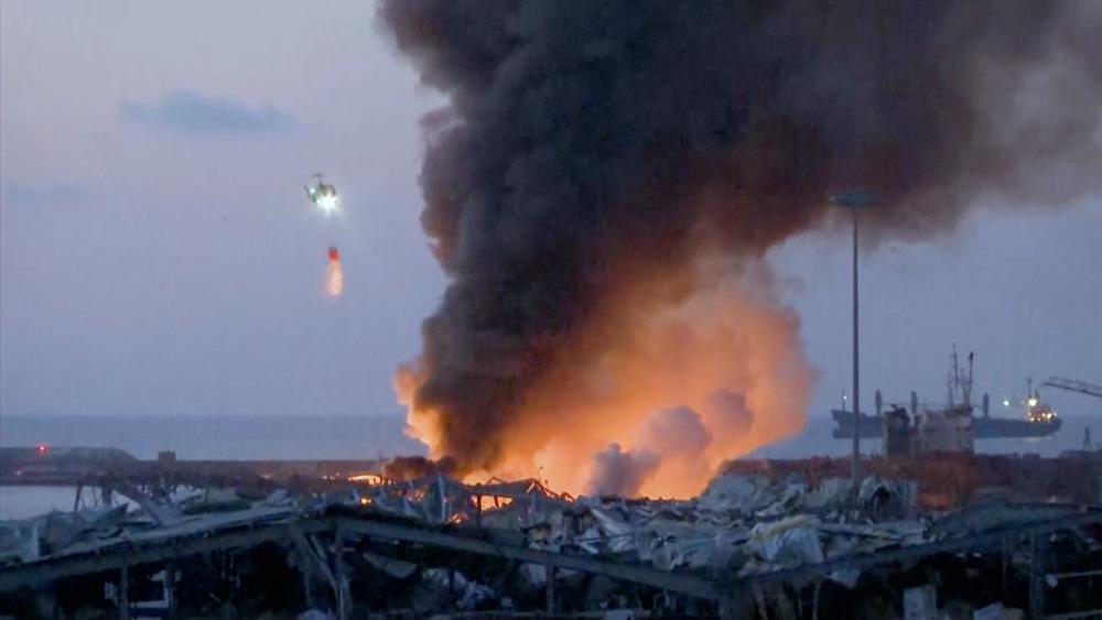 Port of Beirut Explosion