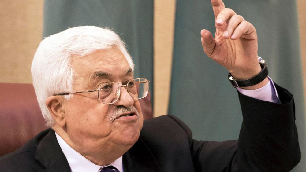 Palestinian Authority President Mahmoud Abbas, Photo, AP